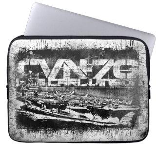 Aircraft carrier Carl Vinson Electronics Bag