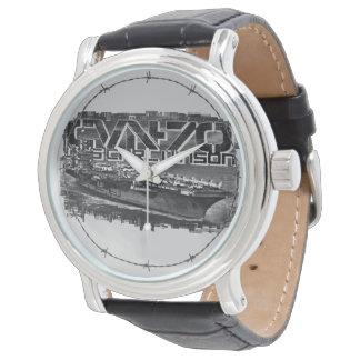 Aircraft carrier Carl Vinson eWatch Watch