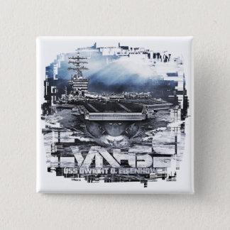 Aircraft carrier Dwight D. Eisenhower Button
