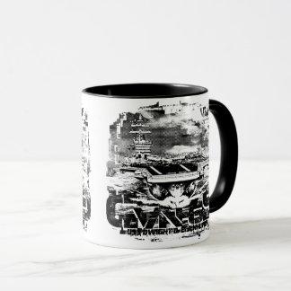 Aircraft carrier Dwight D. Eisenhower Mug