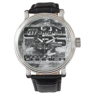 Aircraft carrier Enterprise eWatch Watch