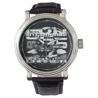 Aircraft carrier Enterprise eWatch Watcha Watch