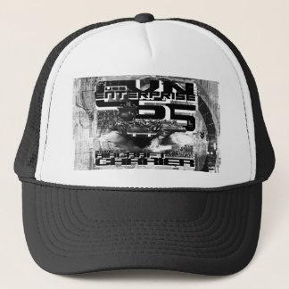 Aircraft carrier Enterprise Trucker Hat Hat