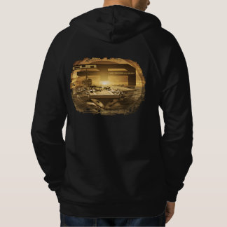 Aircraft carrier George H.W. Bush Hoodie
