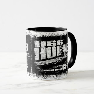 Aircraft carrier Hornet Mug