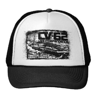 Aircraft carrier Independence Hat