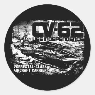 Aircraft carrier Independence Sticker