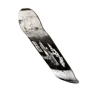 Aircraft carrier Nimitz Skateboard