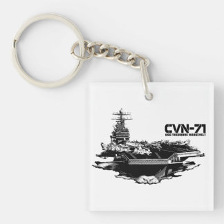 Aircraft carrier Theodore Roosevelt Aif keychain