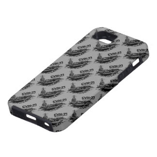Aircraft carrier Theodore Roosevelt Casemate case iPhone 5 Case