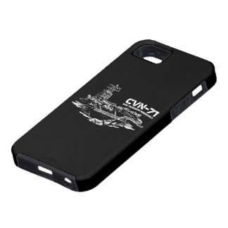 Aircraft carrier Theodore Roosevelt Casemate case iPhone 5 Cover
