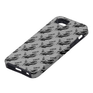 Aircraft carrier Theodore Roosevelt Casemate case iPhone 5 Covers