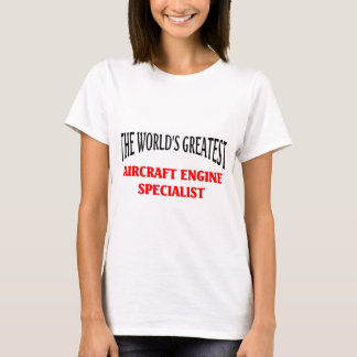 Aircraft Engine Specialist T-Shirt