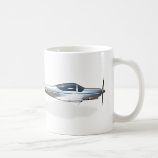 Aircraft in Flight Coffee Mug