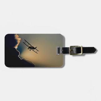 aircraft luggage tag