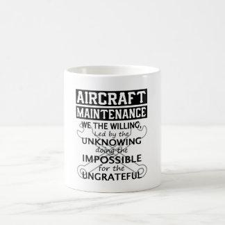 Aircraft Maintenance Classic White Coffee Mug