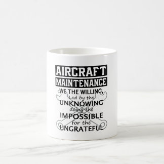 Aircraft Maintenance Coffee Mug