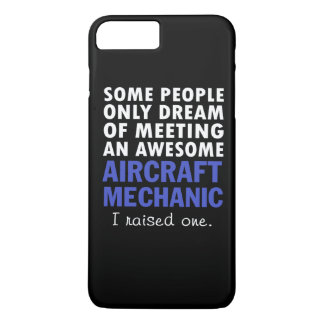AIRCRAFT MECHANIC'S DAD iPhone 8 PLUS/7 PLUS CASE