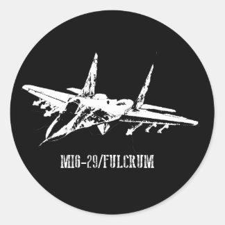 Aircraft MiG-29 Fulcrum sticker