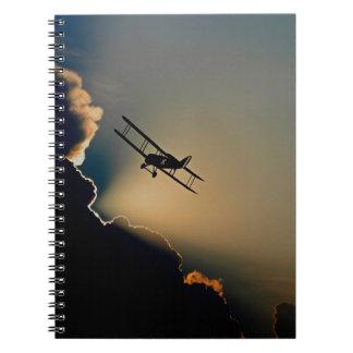 aircraft notebooks
