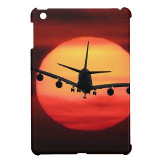 Aircraft Sun iPad Mini Case
