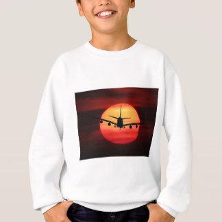 Aircraft Sun Sweatshirt