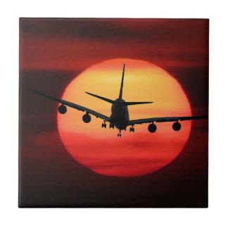 Aircraft Sun Tile