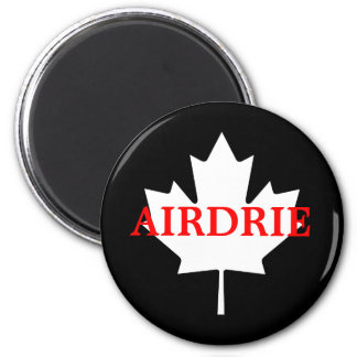 Airdrie Magnet