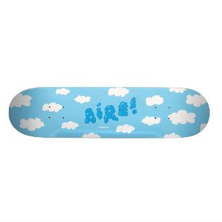 Aire! Cielito Custom Skate Board