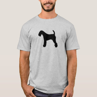 airedale black T-Shirt