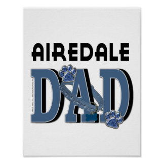 Airedale DAD Posters