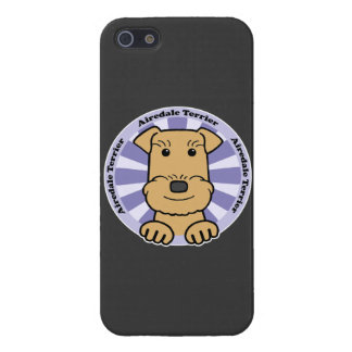 Airedale Graphic Case For iPhone 5/5S