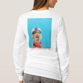 Airedale Sailor Captain Shirt