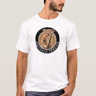 Airedale Terrier 002 T-Shirt