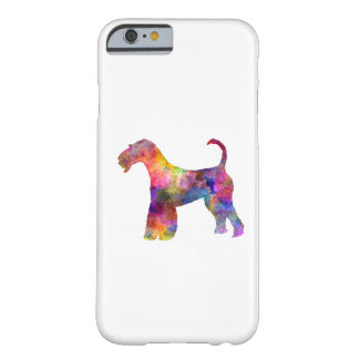 Airedale Terrier 01 in watercolor 2 Barely There iPhone 6 Case