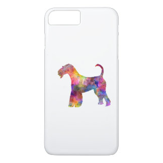 Airedale Terrier 01 in watercolor 2 iPhone 8 Plus/7 Plus Case