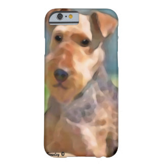 airedale terrier barely there iPhone 6 case