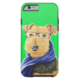 Airedale Terrier iPhone 6 Case