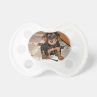 Airedale Terrier Puppy Pacifier