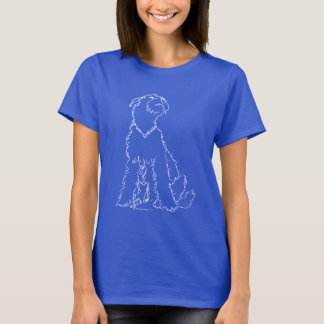 Airedale, Welsh or Lakeland Terrier Happiness T-Shirt