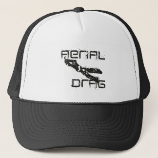Airefil drag hockey goalie trucker hat