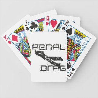 airefil drag hockey keeper bicycle playing cards