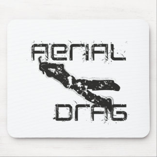 airefil drag hockey keeper mouse pad