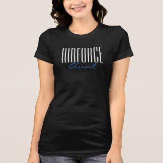 Airforce Aunt T-Shirt