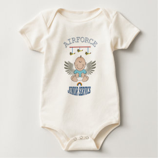 AIRFORCE JUNIOR SERVICE BABY BODYSUIT