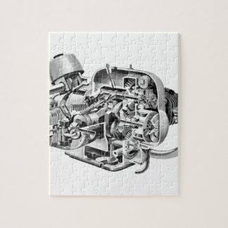 Airhead Cutaway Jigsaw Puzzle