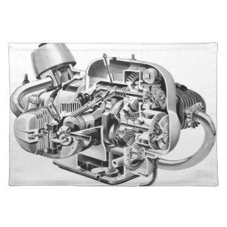 Airhead Cutaway Placemat