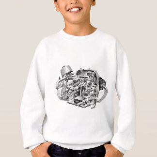 Airhead Cutaway Sweatshirt