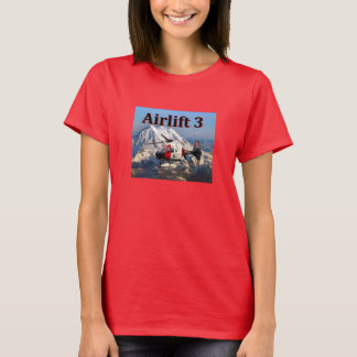 Airlift 3 serving... T-Shirt