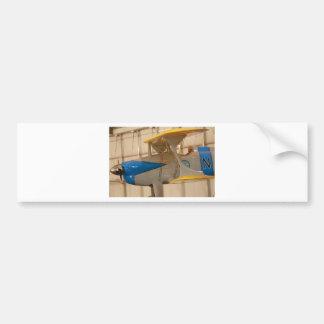 Airline Car Bumper Sticker